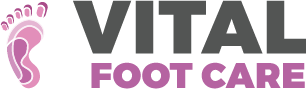 Vital Foot Care Logo